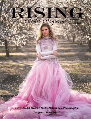 Rising Model Magazine Issue #135