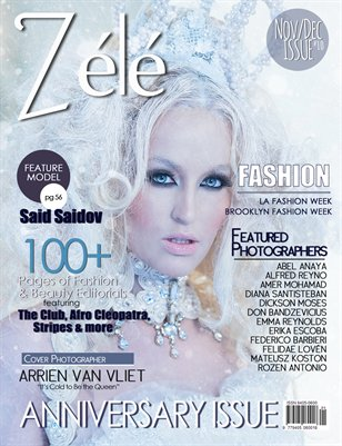 ZéléMagazine_NOV/DEC 2014 ISSUE #10