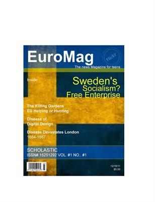 EuroMag by Daniel L., Alyssa P., and Melissa C.