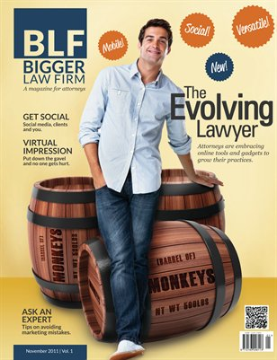 The Evolving Lawyer - November 2011