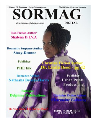 SORMAG - JUL/AUG Cover Author