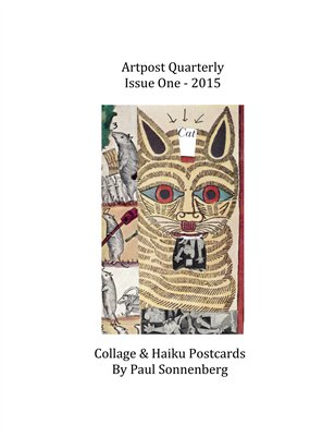 Artpost Quarterly - Issue One - 2015