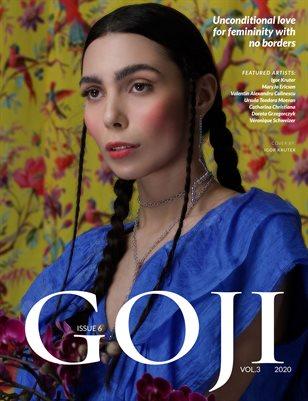 GOJI MAGAZINE ISSUE 6 VOL.3 2020