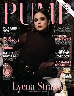 PUMP Magazine | The Fashion Issue | Editor's Choice | Vol.1