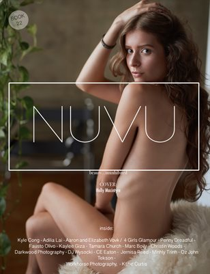 NUVU Magazine Book 22 - ft. Holly Macintyre