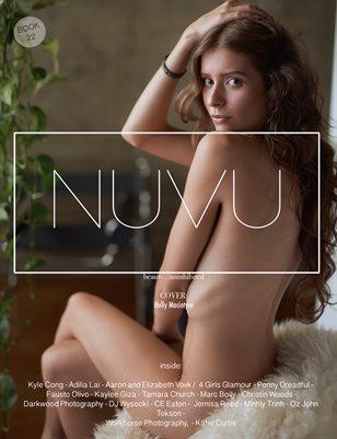 NUVU Magazine Book 22 - ft. Holly Macintyre