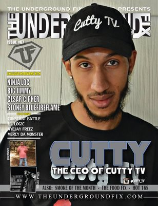 The Underground Fix Magazine Issue #67