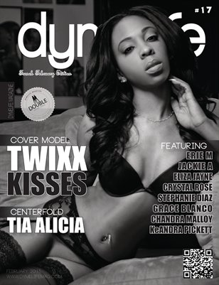 Dymelife Magazine #17 (Twixx Kisses)