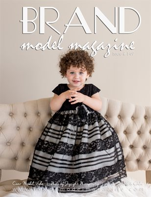 Brand Model Magazine  Issue # 149