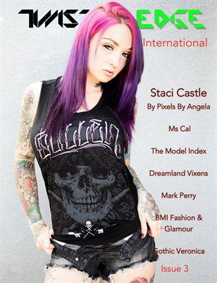 Twisted Edge INTERNATIONAL - Issue 3
