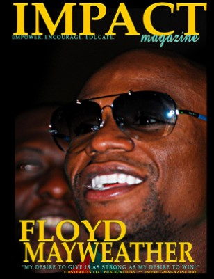 IMPACT Magazine December 2011 - Mayweather Edition