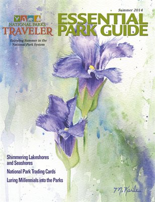 Essential Park Guide, Summer 2014