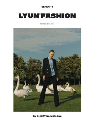 LYUN ISSUE No.11 (VOL No.12) C3