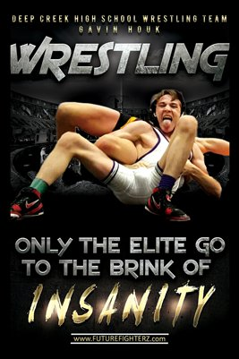 Gavin Houk Insanity Poster