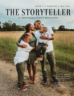 The Storyteller Magazine Issue # 71 Families