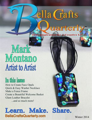 Bella Crafts Quarterly Winter 2014