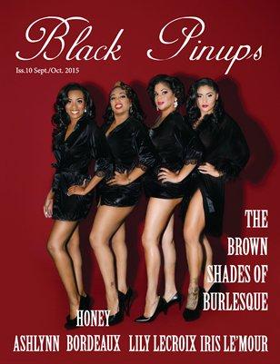 Black Pinups Iss. 10
