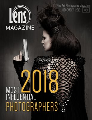 Lens Magazine Issue #51 2018 Most Influential