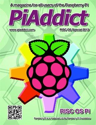PiAddict Magazine RISC OS Special