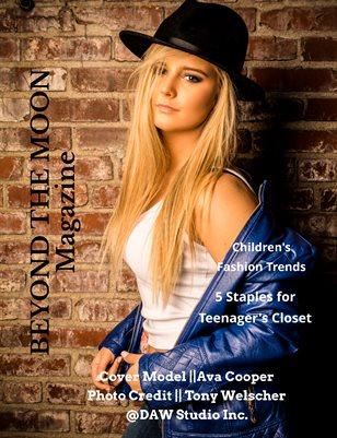 Beyond the Moon Magazine-Fabulous February vol 2