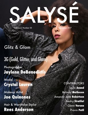 SALYSÉ Magazine | Vol 3:No 55 | December 2017 |