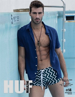 HUF Magazine Issue 14