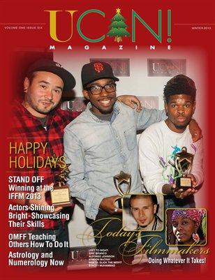 UCAN! Magazine Winter 2013