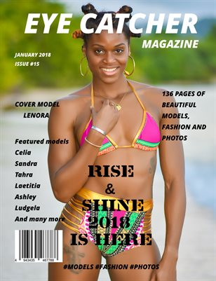 EYE CATCHER MAGAZINE issue #15 January 2018