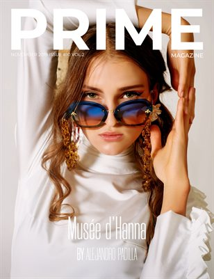 PRIME MAG November Issue #10 VOL.2