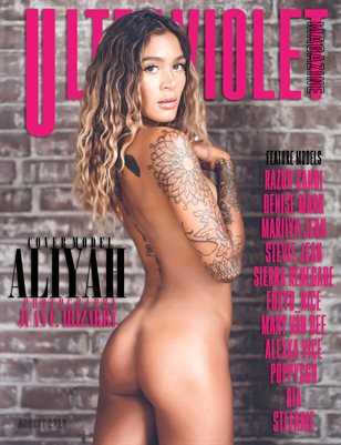 ULTRAVIOLET Magazine: AUGUST 2019 Cover One