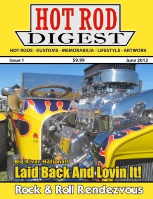Hot Rod Digest Issue 1