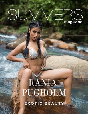 SUMMERS Magazine Issue 24 ft. Rania Pugholm