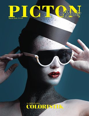 Picton Magazine MARCH  2020 N459 Beauty Cover 4