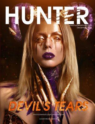 HUNTER Magazine issue DECEMBER 2020 vol.2