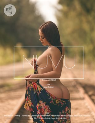 NUVU Magazine Book 21 - ft. Anna Matthews