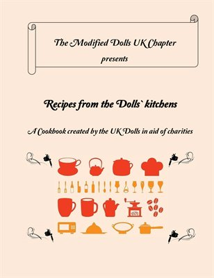 Recipes from the Dolls` kitchens