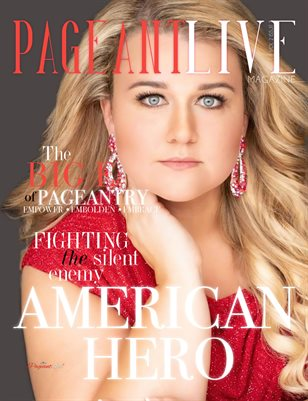 PageantLive Magazine - Laura Whitaker Cover