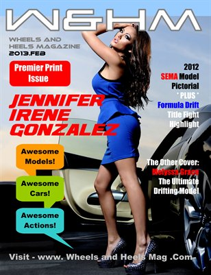 Wheels and Heels Magazine Issue 1