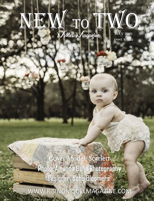 New To Two Model Magazine Issue #222