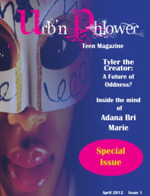 Urb'n Phlower Teen Magazine