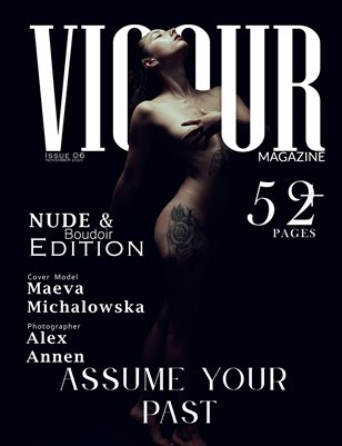 NUDE & Boudoir Edition Issue 6