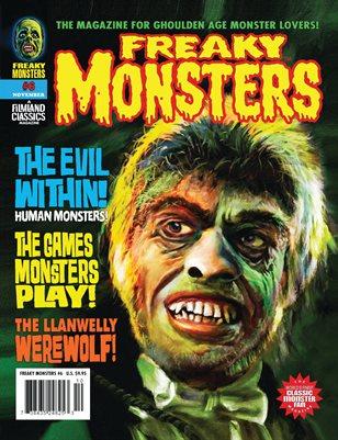 Freaky Monsters #06