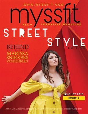 MYSSFIT ALL-TERNATIVE MAGAZINE   STREET STYLE   ISSUE #4