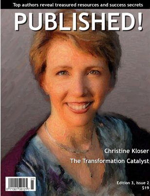 Winter PUBLISHED! featuring Christine Kloser