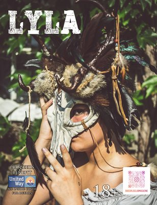 Lyla - Sexy Witchy Woman with Shibari Rope Art | Bad Girls Club