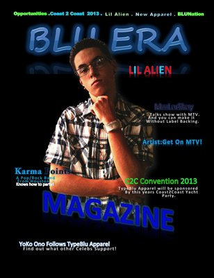 BluEra Issue #2