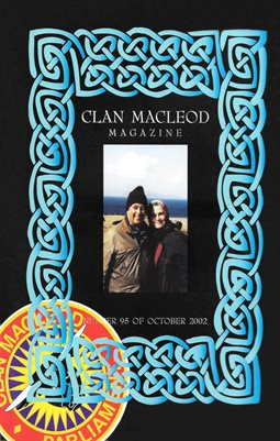 Clan MacLeod Magazine Number 95 October 2002