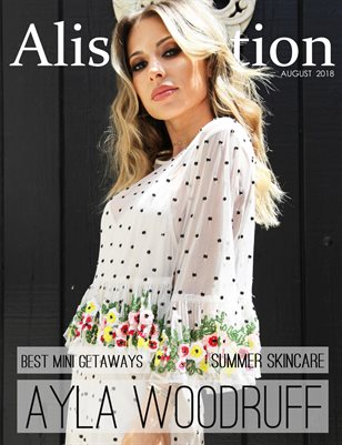 Alist Nation Magazine August 2018