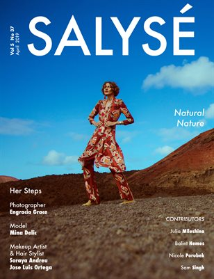 SALYSÉ Magazine | Vol 5 No 37 | April 2019 |