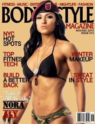 BodyNStyle Magazine Issue 12